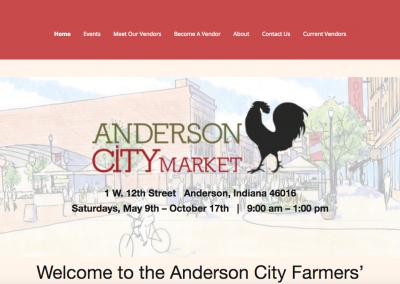 Anderson City Market website