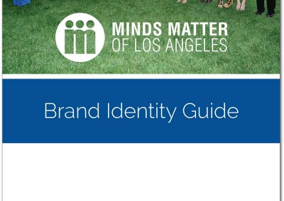 Minds Matter of Los Angeles Brand Identity Guide